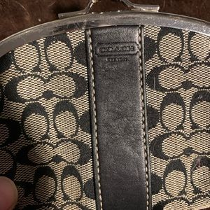Coach Other - Used coach coin purse